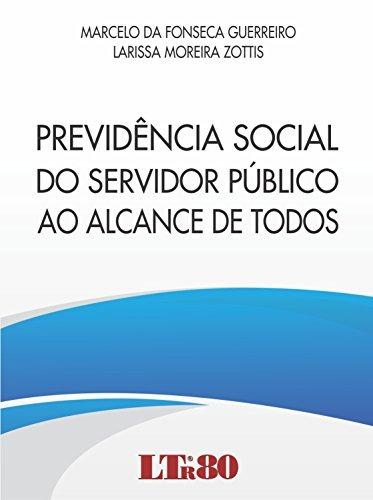 previdência social do servidor público ao alcance de todos d