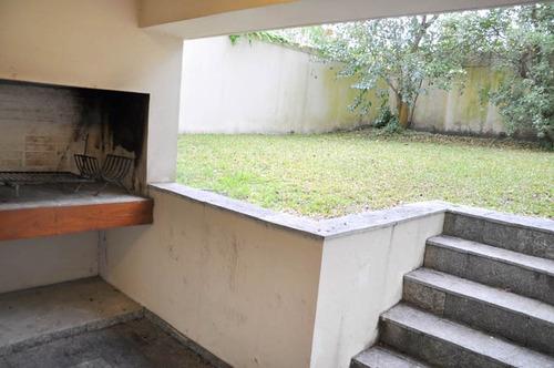 primer piso con jardín