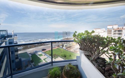 primera fila al mar en península! apartamento en venta de 2 dormitorios. destacado! - ref: 8208