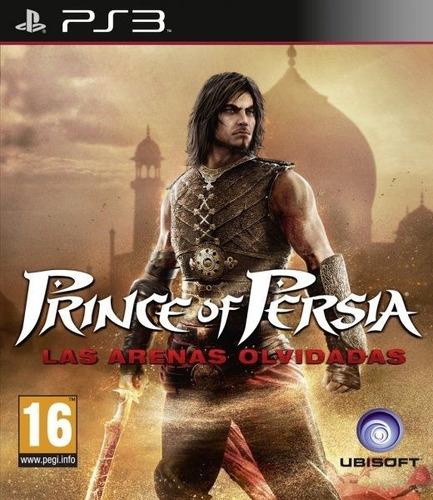 prince of persia las arenas olvidadas - ps3 digital