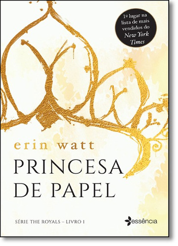 princesa de papel vol 1 trilogia the royals de erin watt ess