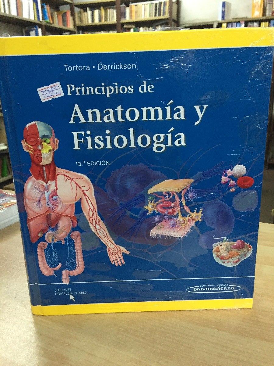 Principios De Anatomia Y Fisiologia Tortora-derrickson 13º - $ 2.980 ...