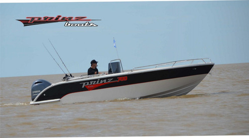 prinz 700 pescador c/evinrude etec 115hp