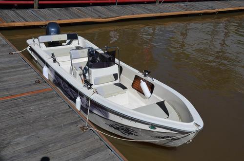 prinz raptor 630 new v con mariner 90hp y trailer
