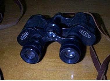 prismaticos antiguos