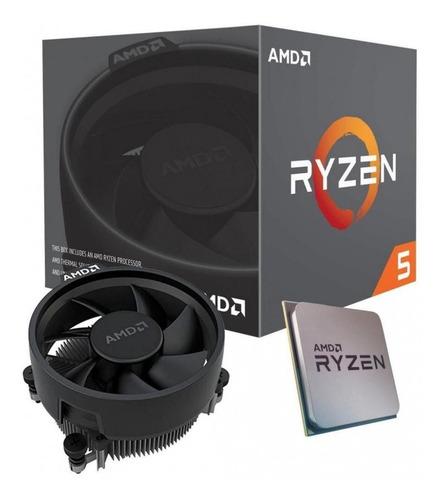 procesador amd ryzen 5 3600 4.2ghz núcleos 6