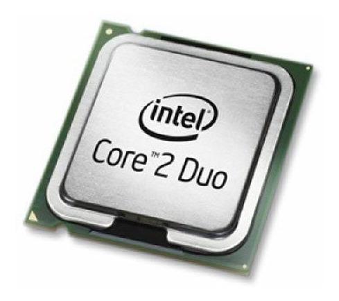 procesador core2duo 2.93gz e7500 3mb - socket 775 c/garantìa