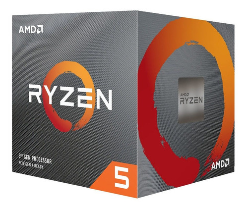 procesador cpu amd ryzen 5 3600 diginet