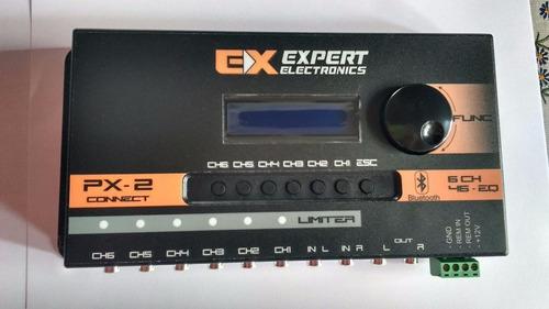 procesador de audio expert px2 bluetooth