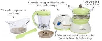 procesador esteriliza cocina descongela tritura nutrbaby