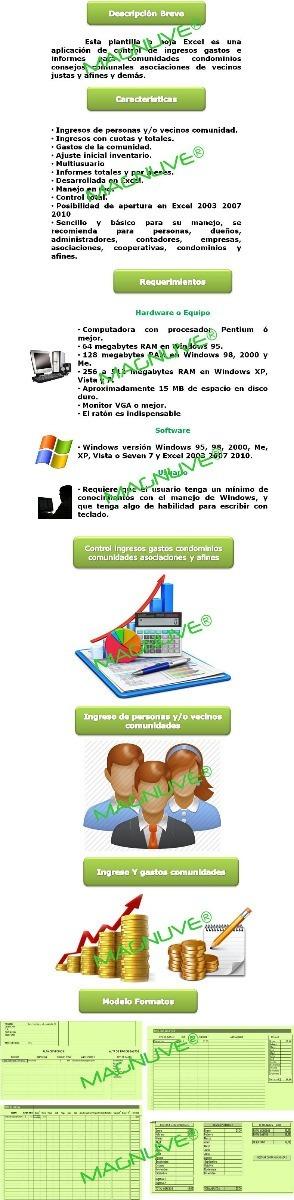 programa sistema control ingresos gastos informe condominios 200