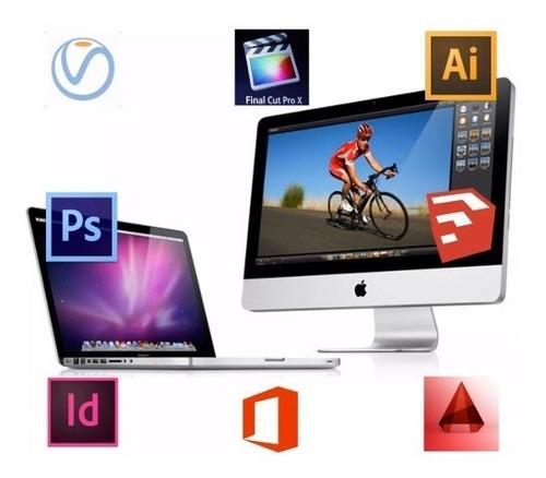 programas mac + instalacion! oferta hasta fin de mes!!!