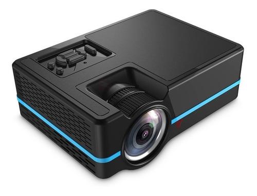 projector led 2000 lumens!!! soporte hd 150 pulgadas wifi