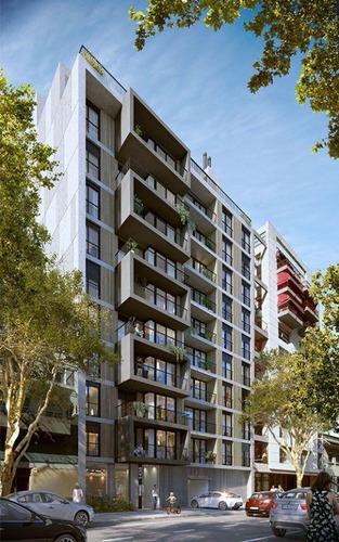 promo descuento por pago total durante la obra! rivera! apartamento venta 1 dormitorio y terraza!!