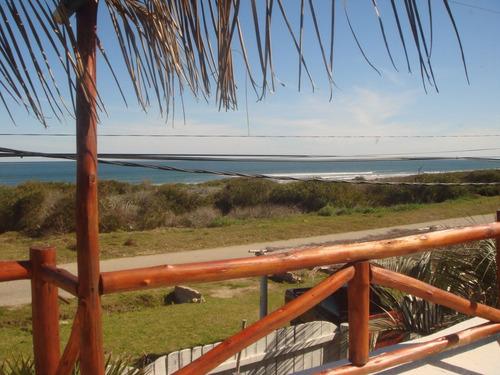 promo febrero-marzo casa frente al mar para 5 personas