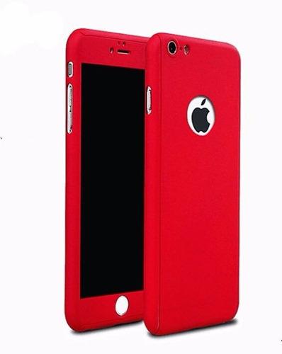 protector 360 + v. templado total protección iphone 5 7 7p 8