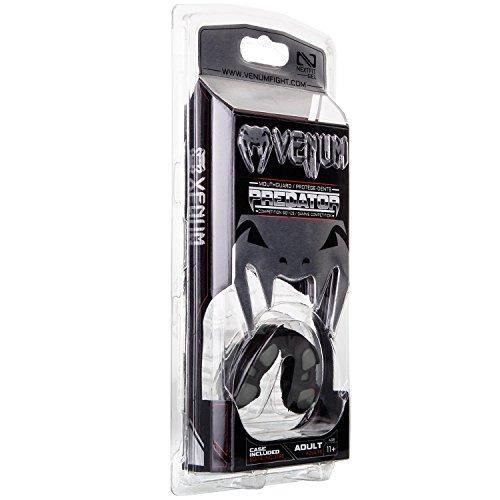 protector bucal venum predator - negro / negro, tamaño único