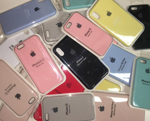 protector case iphone simil original 6/7/8 plus x xr xs max