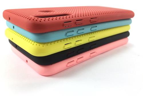protector case silicona rígida samsung a10 a20 a30 a50 a70