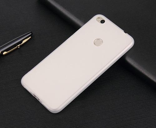 protector case xiaomi redmi 4x de tpu silicona transparente