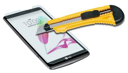 protector de pantalla cristal templado lg g4 stylus