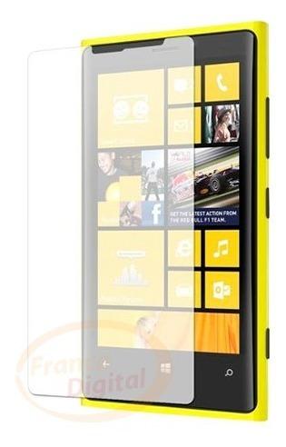 protector de pantalla nokia lumia 520 tri-capa