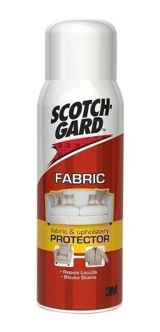 protector de tela scotchgard repele liquido bloquea manchas*