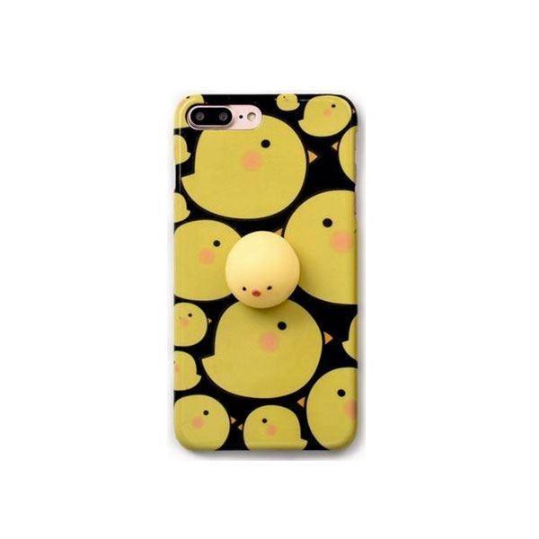 340c67e32f3 Protector Funda iPhone 8 Plus 7 Plus Squishy Pato - $ 199,00 en ...