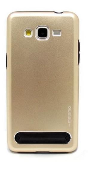 5dbf4ee5d2f Protector Funda Samsung Core 2 Moto2 Dorado Carcasa - $ 199,00 ...