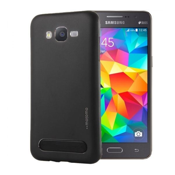 ed160fa49d2 Protector Funda Samsung Core Prime Negro Carcasa -tic - $ 199,00 en Mercado  Libre