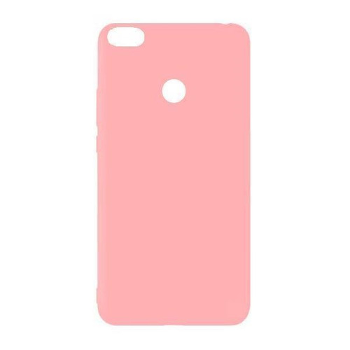 protector funda  xiaomi note 5 y 5 pro silicon rosado