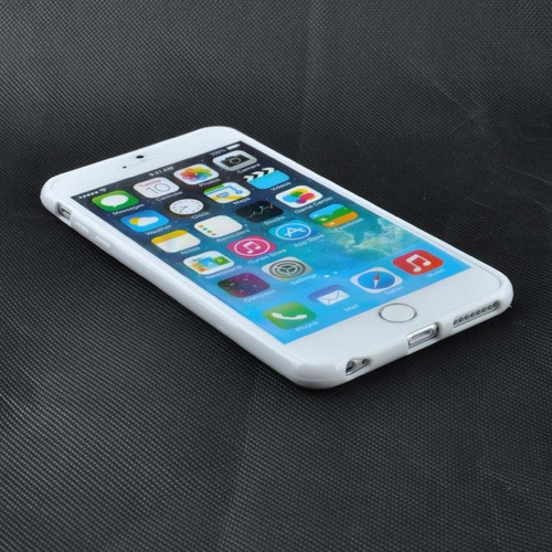 protector iphone 6 4,7´ iphone 6 crystal clear hybri-flrx