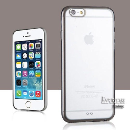 e42ec742e1f Protector iPhone 6 6s Plus Ultra Hybrid Slim Bumper Case - $ 340,00 en  Mercado Libre