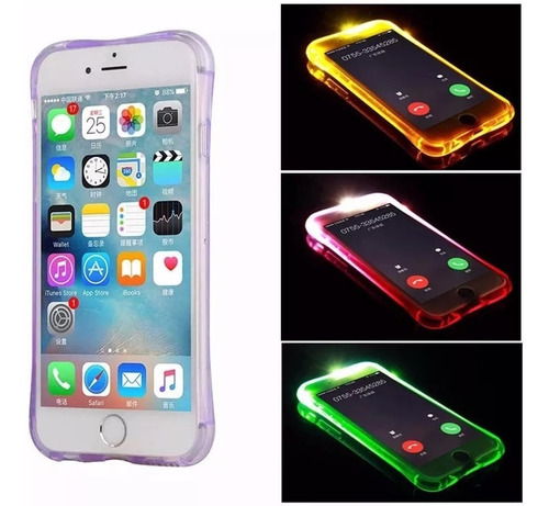 protector led iphone 6, 6plus y 5