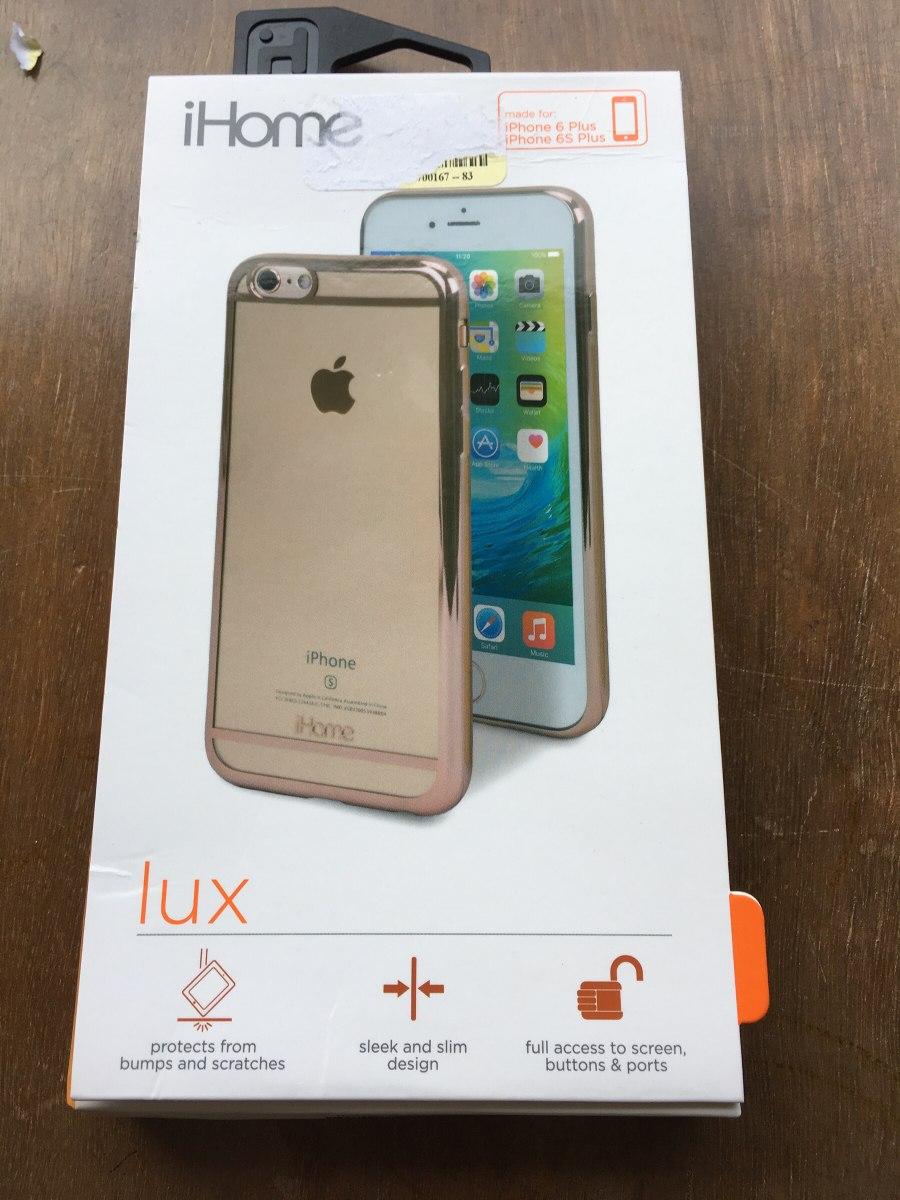 ab565fe0b59 Protector Para iPhone 6 Plus O 6s Plus - $ 400,00 en Mercado Libre