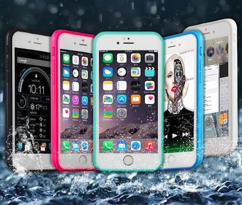 protector resistente al agua iphone 8 7 6s 6 se 5s 5 6 plus®