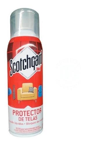 protector scotchgard telas y tapices 3m  283ml original  gh