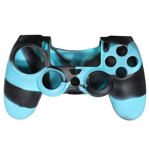protector silicona para control joystick ps4 , macrotec