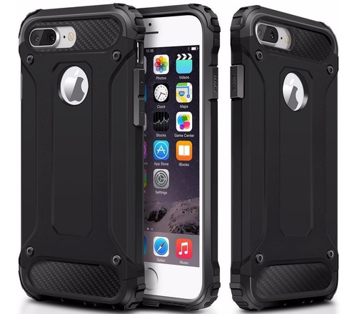 protector spigen tough armor tech iphone 7 6s 6 se 5s 5 plus