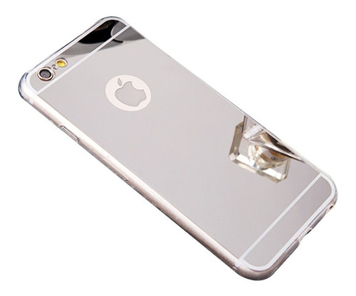 protector tpu espejado iphone 5s 6s funda alta gama