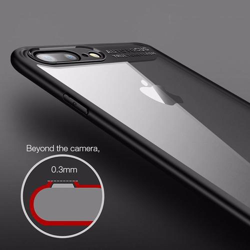 protectores iphone x (10) super slim - excelente calidad.