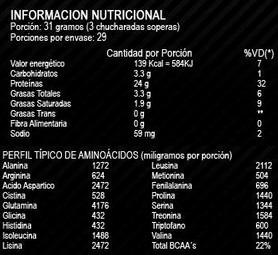 proteína 100% whey pro gold nutrition 5 lb masa muscular