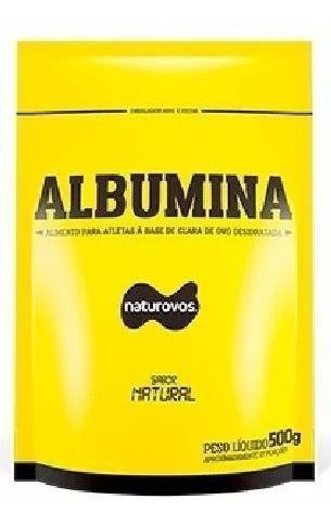 proteina de huevo albumina 500g