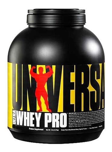 proteína ultra whey pro universal 5 lb - masa muscular!