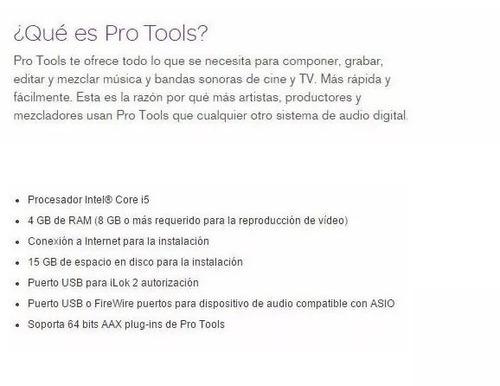 protools 10 para windows 10 de 64bits + virtual instruments