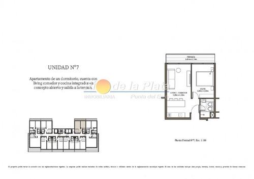 proyecto en pozo - punta del este - playa mansa - ref: 12879