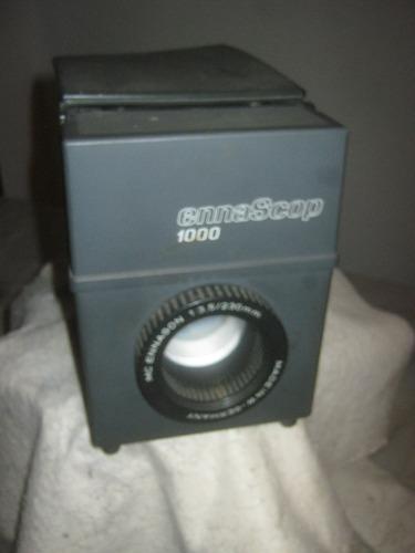 proyector de transparencias ennascop1000 aleman funcionando