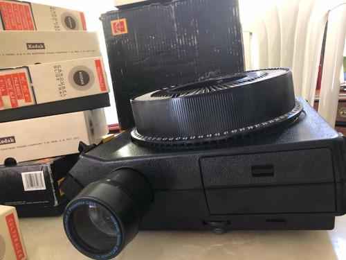 proyector kodak antiguo