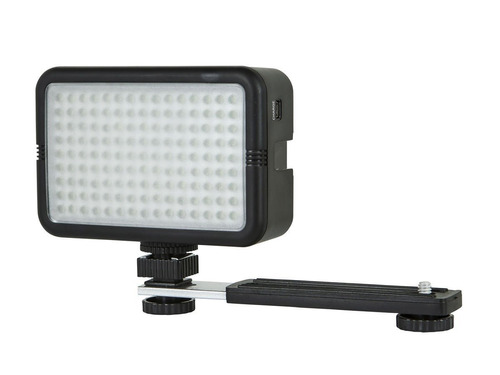 proyector monoprice 110569 led video camcorder light with