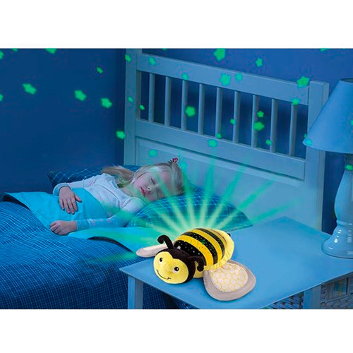 proyector musical abeja para cuarto de bebe summer
